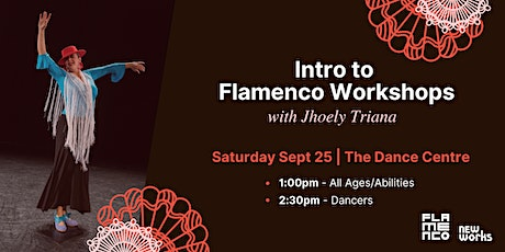 Intro to Flamenco Workshops tickets