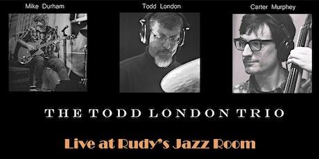 Todd London Trio tickets
