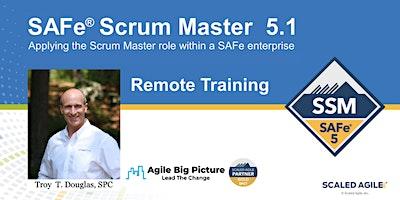 SAFe® Scrum Master w/ SSM Cert – Nov 22 REMOTE CT