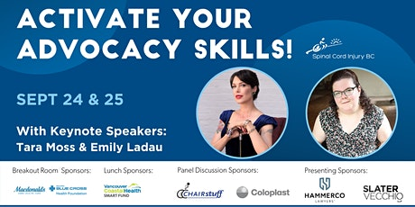 Activate Your Advocacy Skills! tickets