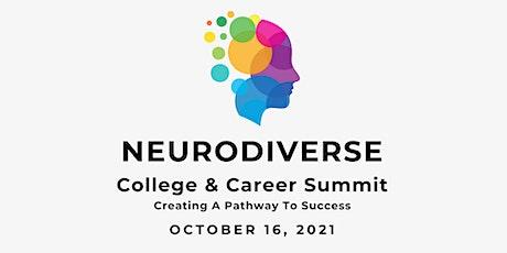 Neurodiverse College & Career Summit tickets