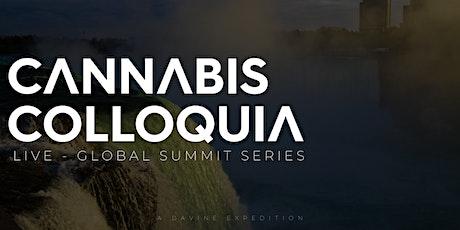 CANNABIS COLLOQUIA - Hemp - Developments In New York [ONLINE] tickets