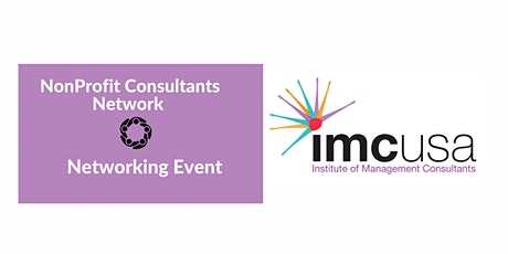 IMC Nonprofit Consultants Virtual NETWORKING Happy Hour tickets