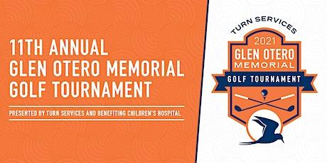 11th Annual Glen Otero Memorial Golf Tournament tickets