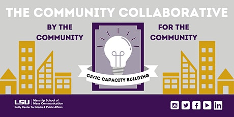 The Community Collaborative Grantee Presentations tickets