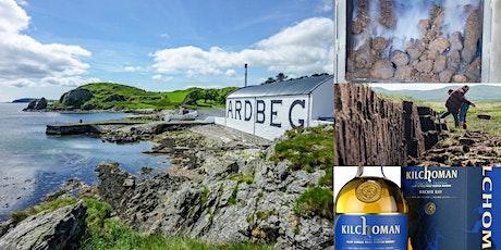 'Islay's Heavily Peated Scotch Whiskies' Webinar w/ Whisky Kit Tasting tickets