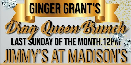 Drag Brunch with Ginger Grant tickets
