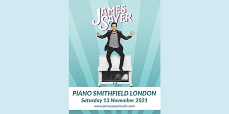 An Evening with James Sayer & his band tickets