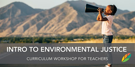 EcoRise: Introduction to Environmental Justice: EAST COAST tickets