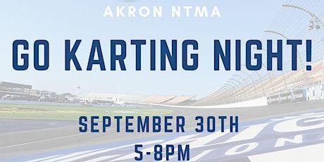 Akron NTMA Go Karting Night tickets