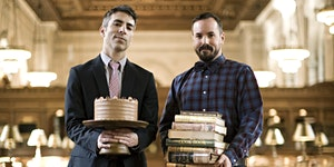 Eat Drink Read Write: BAKED's Matt Lewis & Renato...