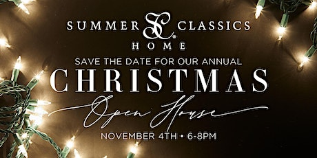 Summer Classics Holiday Open House tickets