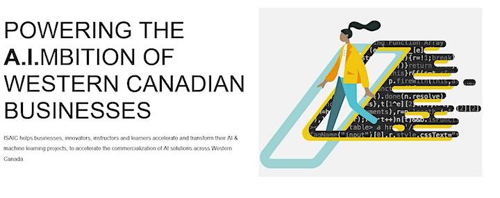 Alberta Innovation Centres for Entrepreneurs Series: ISAIC image