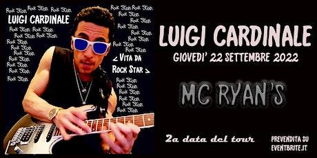 Concerto Mc Ryan's biglietti