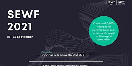 Toronto Community Hub Meetup - Social Enterprise World Forum 2021 tickets