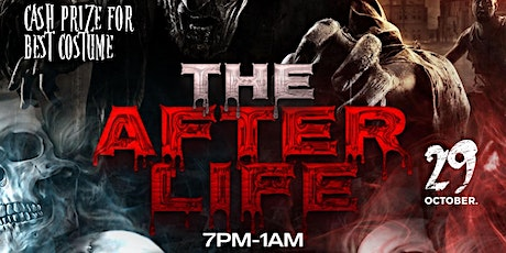 THE AFTERLIFE tickets