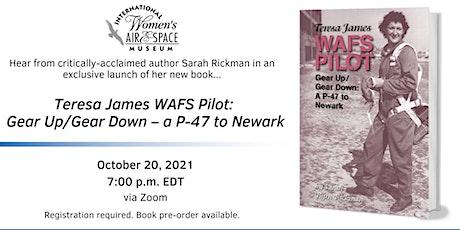 "Virtual Book Launch of ""Teresa James WAFS Pilot!"" tickets"