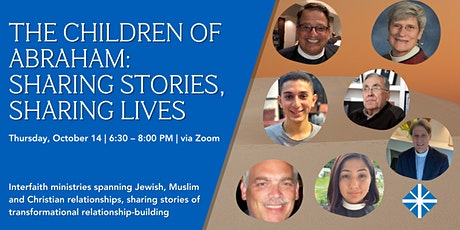 The Children of Abraham:  Sharing Stories, Sharing Lives tickets