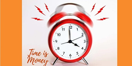 9 STEPS TO EFFECTIVE TIME MANAGEMENT tickets