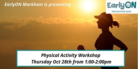 Mental Health Workshop: Physical Activity tickets