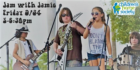 Back to School JAM Session with Jamie! tickets