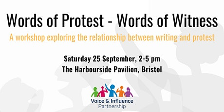 Words of Protest - Words of Witness tickets