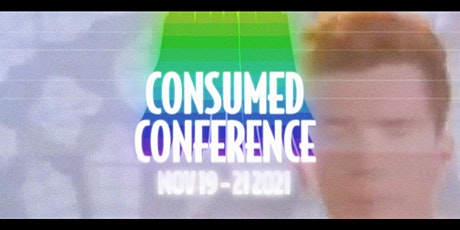 Consumed Conference 2021 tickets
