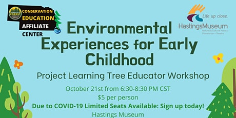 Environmental Experiences for Early Childhood - Hastings Museum tickets