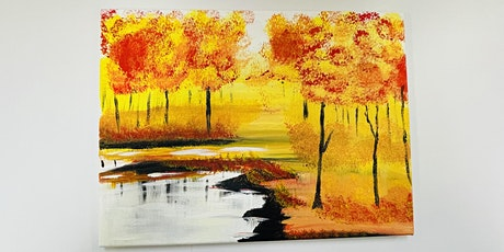 A Bliss of Fall Painting - Hilo tickets