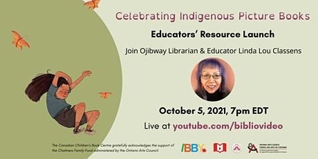Celebrating Indigenous Picture Books: Educators' Resource Launch tickets
