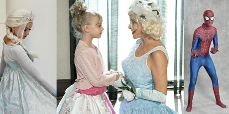 Sensory Friendlly Modified Princess & Superhero Movement & Drama Classes tickets