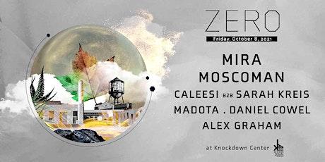 Zero Presents... Encore tickets