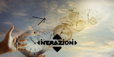 INTERACTION GAME – Salti nel tempo (24 settembre 2021) biglietti