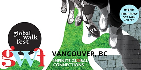 Global Walk Fest — Vancouver, BC (Hybrid) with Article tickets