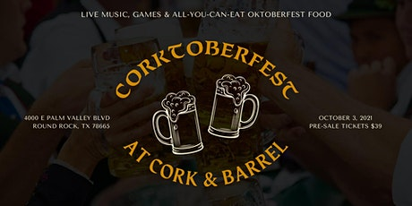 Corktoberfest tickets