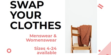 SWAP YOUR CLOTHES tickets
