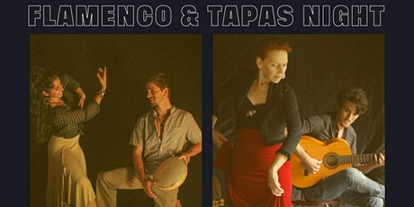 Flamenco and Tapas @ Seven Bro7hers Tap tickets