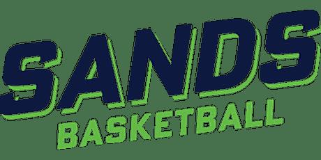 6TH ANNUAL SANDS HIGH SCHOOL BASKETBALL COACHES CLINIC tickets