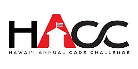 Hawaii Annual Code Challenge 2021 - Kick Off Day tickets