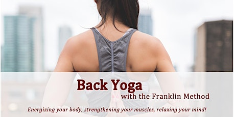 Back Yoga with the Franklin Method (Rückenschule) Tickets