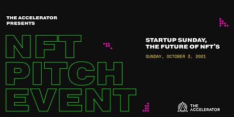 Startup Sunday, The Future of NFT's tickets