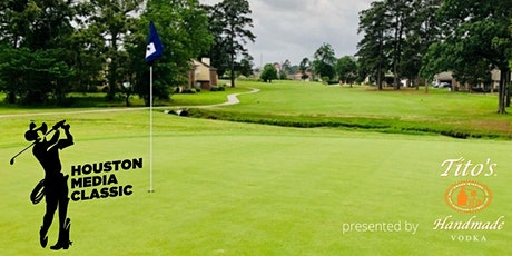 2021 Houston Media Classic golf tournament tickets