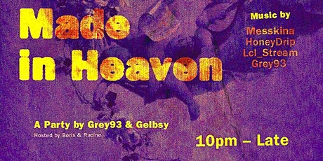 GREY93 + GELBSY: A Match Made in Heaven tickets