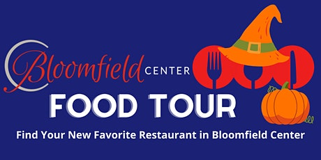 Bloomfield Center Food Tour tickets
