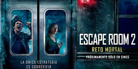 Escape Room 2 entradas