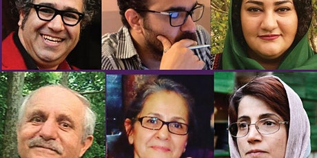 Free Iran's Political Prisoners NOW. Afternoon of solidarity & resistance. tickets