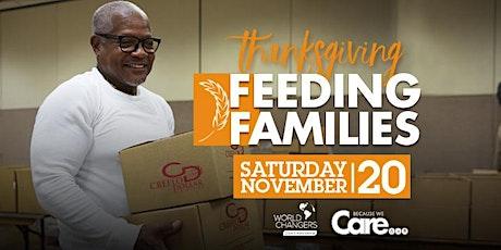 Thanksgiving Feeding Families 2021 tickets