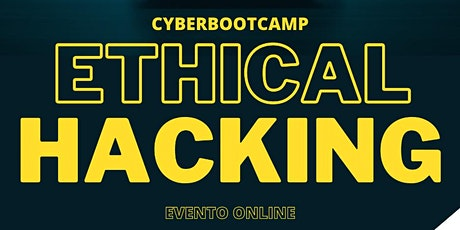 Clase Gratuita - Curso Hacking Ético entradas