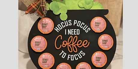 Crafting with Cats - Kcup Holder tickets