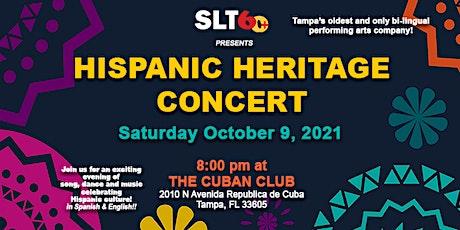 Hispanic Heritage Celebration tickets